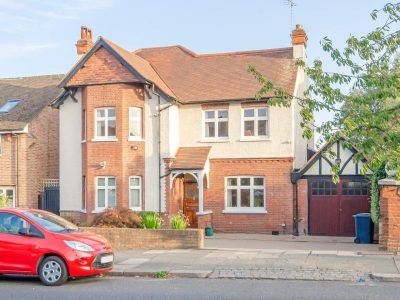Detached in Muswell Hill