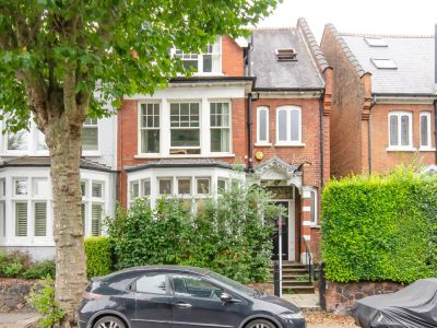 Muswell Hill Road, Muswell Hill, London, N10